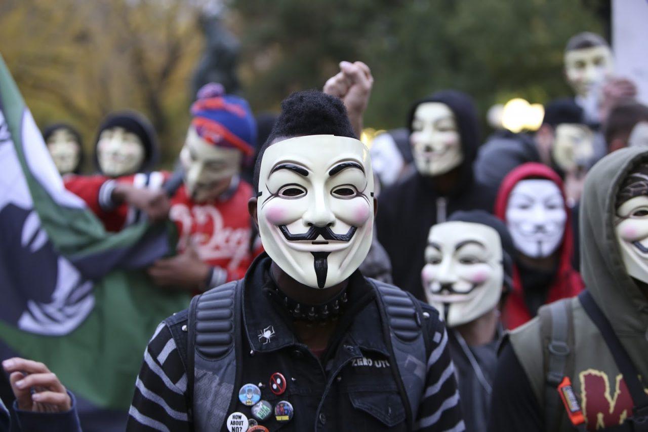 guy fawkes terrorism uprising rioting picketing organizing courtesy of a katz shutterstock com_228616702