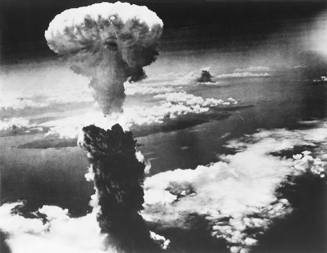 world war 2 two atomic bomb Courtesy of Everett Historical Shutterstock com _251930701