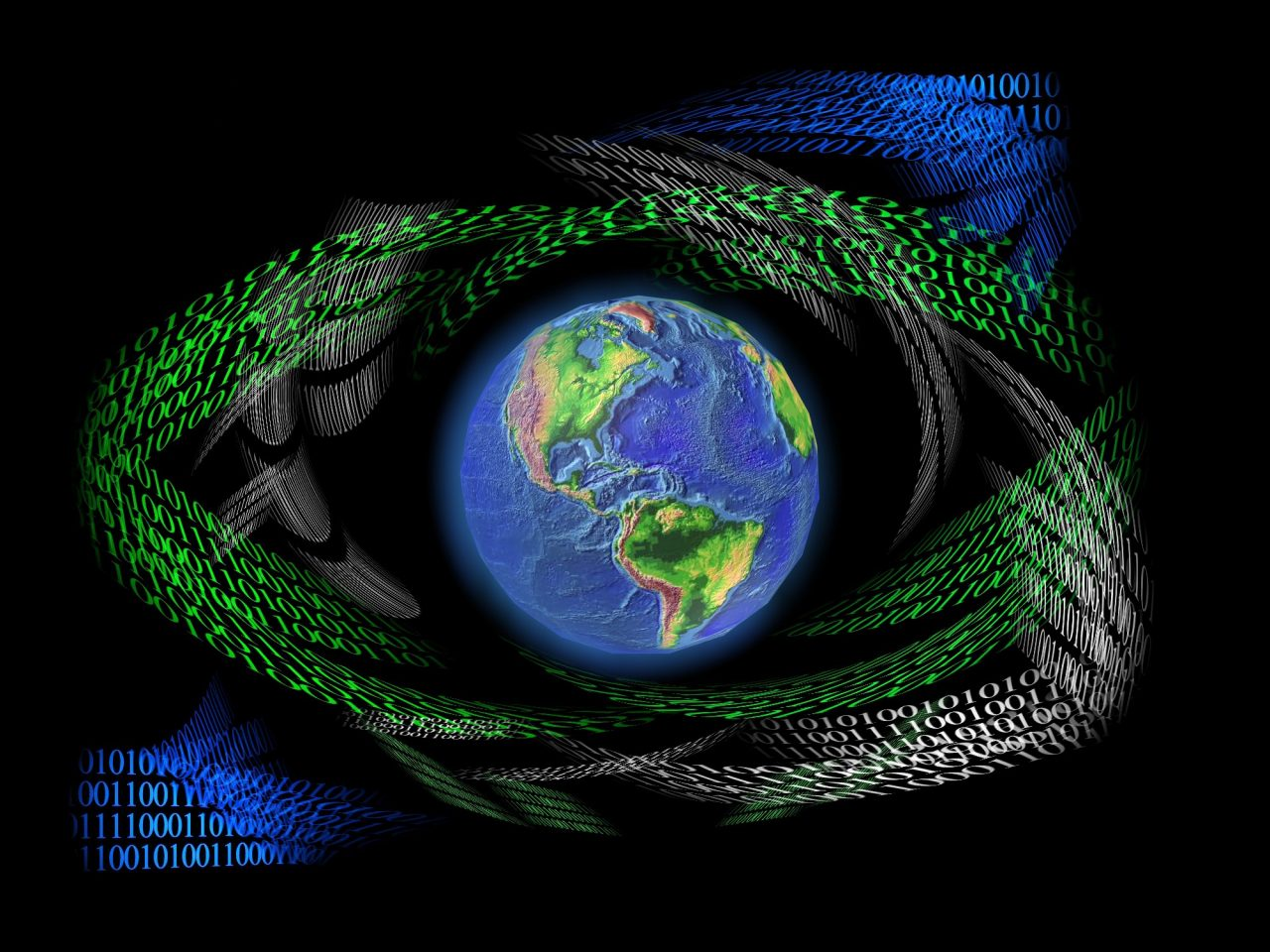earth and binary codes